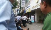 Dùng súng cướp ngân hàng quận Bình Thạnh