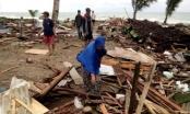 Sóng thần Indonesia: Số nạn nhân thiệt mạng tăng tới hàng trăm người