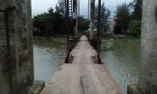 """Quảng Nam: Run bần bật khi đi qua cầu vĩnh biệt"""""""