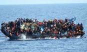 117 người di cư bị mất tích ngoài khơi Libya
