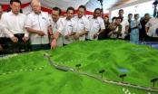 Malaysia hủy dự án đường sắt của Trung Quốc trị giá 20 tỉ USD