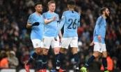 Man City 5-0 Burnley: Mãn nhãn đại tiệc 5 bàn thắng