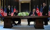Dự thảo thỏa thuận sẽ ký tại thượng đỉnh Mỹ-Triều?