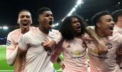 Vượt PSG để vào tứ kết Champions League, M.U lập siêu kỷ lục