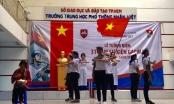 Học sinh TP HCM tưởng niệm chiến sĩ Gạc Ma