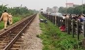 Băng qua đường sắt, 2 người thương vong