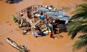 Sau bão Idai người dân Mozambique có nguy cơ phải uống nước bẩn