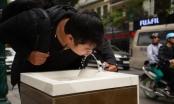 Hà Nội lắp trụ nước sạch miễn phí cho người dân, du khách