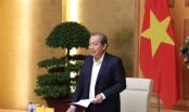 Phó Thủ tướng Thường trực chủ trì họp về xử lý khai thác cát sỏi trái phép