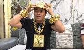 Phúc XO lại chơi lớn: Sắm mũ 2kg vàng, đính 260 viên kim cương