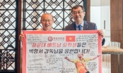 HLV Park Hang Seo được phong hàm giáo sư ở Hàn Quốc