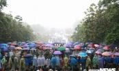 Đón 2 đợt không khí lạnh liên tiếp, miền Bắc mưa lớn dịp giỗ Tổ Hùng Vương