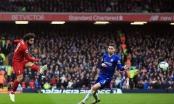 Salah lập 'siêu phẩm', Liverpool trở lại ngôi đầu