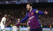 Clip - Barcelona 3-0 Man Utd: Lionel Messi hạ gục Man Utd ngay tại sân Nou Camp