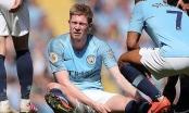 Man City mất 'nhạc trưởng' ở trận derby với M.U
