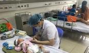 Thời tiết nắng nóng, hàng loạt trẻ em nhập viện vì viêm não