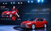 Bảng giá xe ô tô Toyota tháng 5/2019, Camry mới rẻ hơn 100 triệu đồng