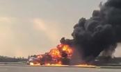 41 người thiệt mạng trên máy bay chở khách ở Nga