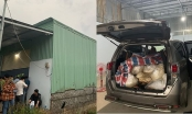 'Nín thở' đeo bám phá 'kho' 500 kg ma túy của người đàn ông ngoại quốc tại TP HCM