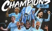 Man City vô địch NHA 2018/19: Giá trị của bản lĩnh quân vương