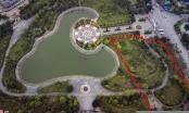 Xén công viên Cầu Giấy làm bãi đỗ xe: Quy hoạch đang chạy theo dự án?