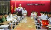 Trưởng ban Tuyên giáo Trung ương: Sắp xếp bộ máy tinh gọn gắn liền với đào tạo, bồi dưỡng cán bộ