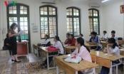 Sáng nay, học sinh Hà Nội thi 2 môn vào lớp 10 công lập