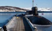 """3 tàu ngầm hạt nhân Nga """"vùng vẫy"""" ở Bắc Băng Dương"""