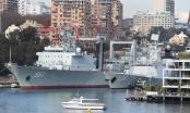 Ba tàu chiến Trung Quốc 'bí mật' đến Australia gây xôn xao