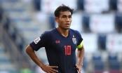 """Đội trưởng Thái Lan: Trận đấu với Việt Nam là cuộc đấu """"vì phẩm giá"""""""