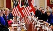 Thăm Anh, Tổng thống Mỹ hứa hẹn một thỏa thuận thương mại đáng kể