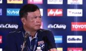 HLV tuyển Thái Lan không chấp nhận là số 2 Đông Nam Á