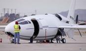 Mỹ sắp có máy bay bí ẩn hình viên đạn?