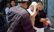 Diễn viên hài bị hành hung khi đi từ thiện