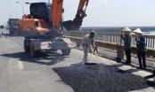 Cầu Thăng Long cứ vá lại hỏng, lãng phí đến bao giờ?