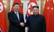 Chủ tịch Trung Quốc kết thúc thăm Triều Tiên