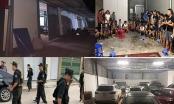 Những con số gây choáng trong vụ đột kích sới bạc khủng ở Bắc Giang