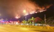 Tạm giữ nghi phạm gây ra vụ cháy rừng kinh hoàng ở Hà Tĩnh