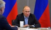 """Nga ra """"tối hậu thư"""" về tổ chức cuộc gặp giữa Tổng thống Putin và Tổng thống Ukraine"""