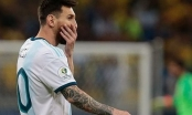 """Messi đau đớn, tố cáo chủ nhà Brazil """"chơi bẩn"""" với công nghệ VAR"""