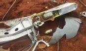 Máy bay của không quân Ấn Độ bất ngờ bị rơi bình nhiêu liệu