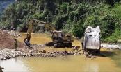 """Thủy điện Trường Phú khai thác """"nhầm"""" vị trí cấp phép đến 10km"""