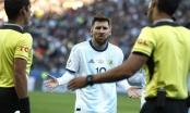 Vì sao Messi giận dữ mắng trọng tài