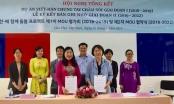 Hỗ trợ phụ nữ Việt Nam trở về từ Hàn Quốc tái hòa nhập bền vững