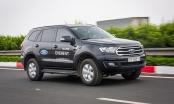 Ford – Thử thách Ford Everest 1 bình dầu – Hơn cả kỳ vọng