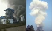 Nổ lớn nhà máy khí đốt, 2 người thiệt mạng, 12 người mất tích
