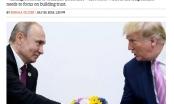 Mỹ muốn gieo rắc nỗi sợ hãi cho Nga
