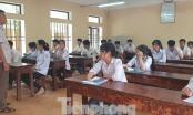 Thí sinh Nam Định tăng 28.7 điểm sau phúc khảo