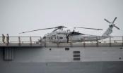 Mỹ bán 12 trực thăng săn ngầm MH-60R cho Hàn Quốc