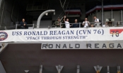 Nhắm đến Trung Quốc, Mỹ đưa cỗ máy chiến tranh đến biển Đông